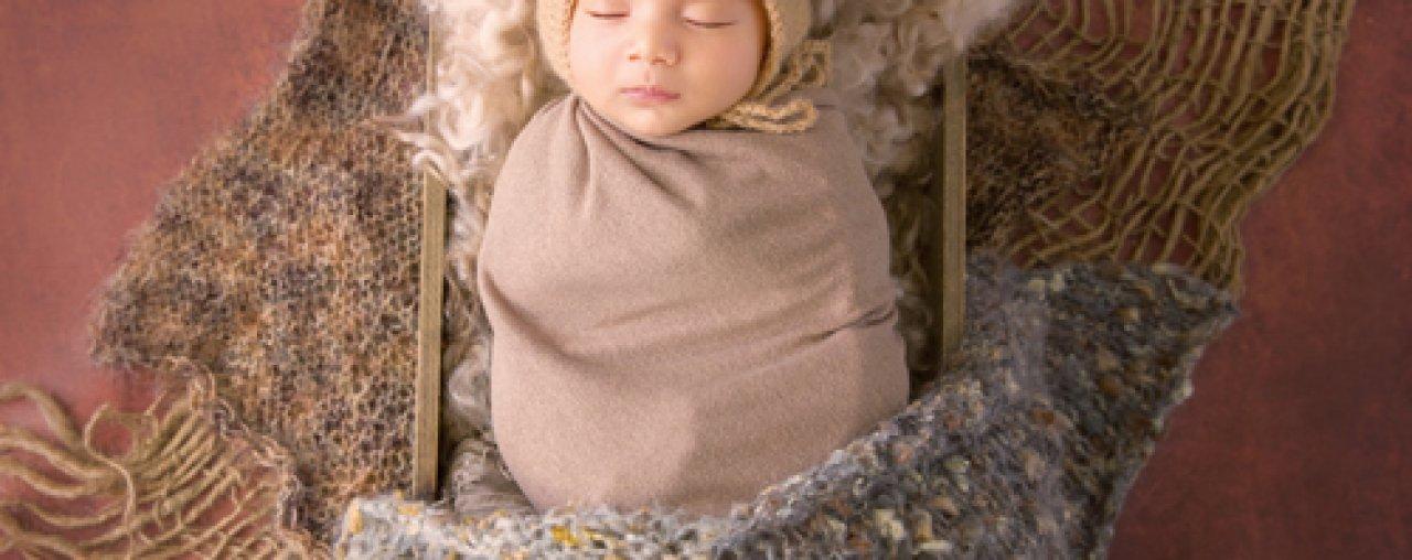 Aidan | 23 days | Baby